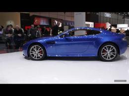En direct du salon de Genève 2012 - La vidéo de l'Aston Martin Vantage