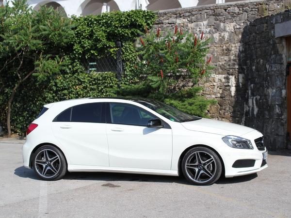 Mercedes remanie la gamme Classe A