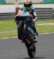 Moto GP 125 : Gabor Talmacsi, Champion du Monde