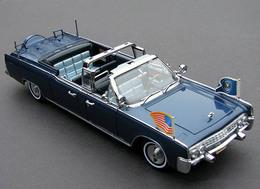 Réponse à la question du jour n°84 : dans quelle voiture est mort John Fitzgerald Kennedy ?