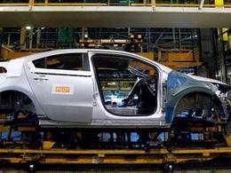 La Chevrolet Volt testée avant sa commercialisation cette année