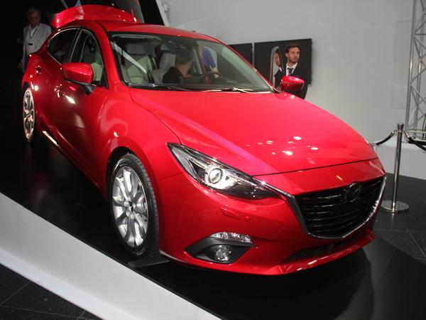 Un moteur atmosphérique et 200 ch pour la prochaine Mazda 3 MPS ?