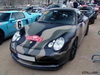 Photo du jour : Porsche 911 GT3 Papa Schultz