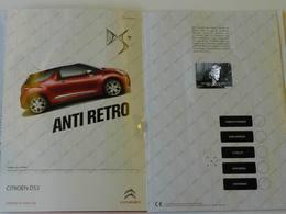 Citroën invente une nouvelle forme de publicité : le Video In Print