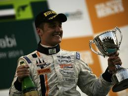 GP2 Asia Abu Dhabi 2 : Coletti vainqueur, Bianchi pénalisé