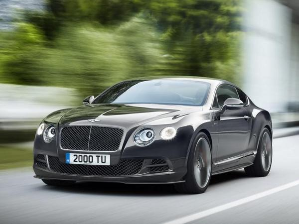 Future Bentley Continental: une base de Porsche Panamera