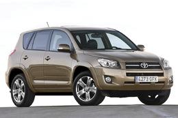 Salon de Francfort 2009 : le Toyota RAV-4 moins polluant
