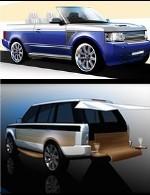 "Range Rover ""Yacht style"" 800000 euros le morceau!"