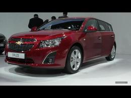 chevrolet cruze sw essais fiabilit avis photos vid os. Black Bedroom Furniture Sets. Home Design Ideas