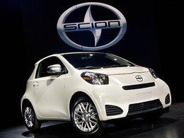 Une autre citadine lancée aux Etats-Unis en 2011 : la Toyota/Scion iQ