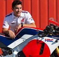 Vidéo - Honda: Marc Marquez a commandé sa RC213V-S
