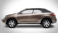 Nissan Murano: il se découvrira dès l'an prochain!