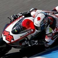 Moto 2 - Espagne Qualification: Tomizawa reste le patron pour deux millièmes