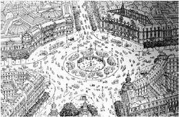 Réponse à la question du jour n°87 : qui est l'inventeur des ronds-points ?