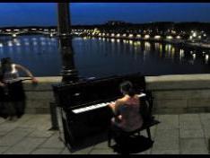 Pianotrip : un tour d'Europe en piano-vélo !