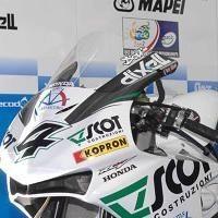 Moto GP 2008: Voilà la nouvelle moto de Dovizioso