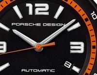 Porsche Design flat six p'6310 : En toute sobriété...