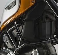 Sw-Motech: des crashbars pour Ducati Scrambler