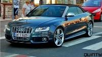 Audi S5 cabriolet: comme ça?