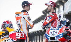 MotoGP – Valence J.2 Dovizioso: «Nous avons encore une chance!»