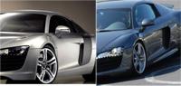 Audi R8 V10 ...ou pas ?