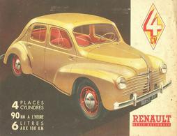 Question du jour n°89 : pourquoi la 4 CV exposée à Paris en 1946 était jaune ?