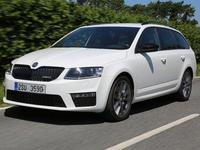Essai vidéo - Skoda Octavia Combi RS : top fuel !