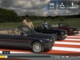 Top Gear : quel cabriolet 4 places à £2000 choisir ?