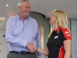 Une femme en F1: Maria De Villota rejoint Marussia