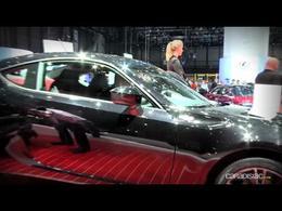 En direct du salon de Genève 2012 - La vidéo de la Toyota GT 86