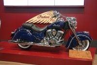 Le salon de Milan en direct : Indian Chief Classic, Vintage et Chieftain