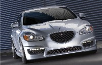 Arden AJ21 plus fort que la future Jaguar XF-R!