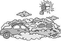Paris : pollution à l'ozone dès aujourd'hui