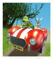 Question du jour n° 92 : dans le monde de l'automobile, quel lièvre se métamorphosa en tortue ?