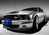 Shelby GT500-KR: le retour du roi