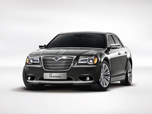 Genève 2011 : Nouvelle Lancia Thema, sans surprise