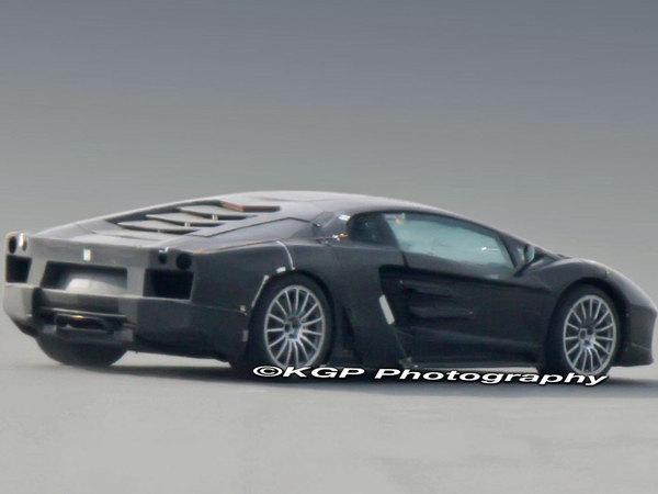 Future Lamborghini Murcielago/Jota : de plus près