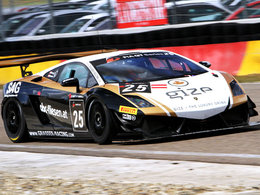 Lamborghini Gallardo GT3 volante en vidéo