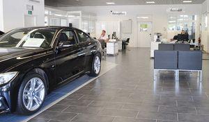 BMW condamné lourdement en Suisse