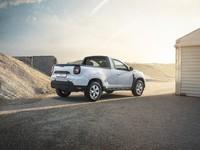 Dacia présente le Duster pick-up réservé à la Roumanie