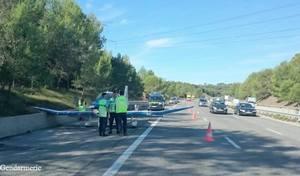 Autoroutes: quand les gendarmes contrôlent un avion