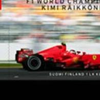 Formule 1 - Ferrari: Raïkkonen est officiellement timbré !