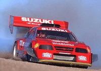 La grosse brute du lundi: Suzuki Escudo Pikes Peak !