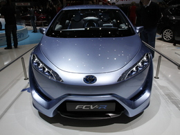 L'hydrogène chez Toyota dès 2015