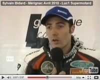 Bidard revient en vidéo sur son week-end Mérignacais.