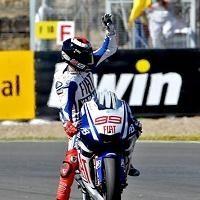 Moto GP - Espagne D.3: Lorenzo est le plus matinal