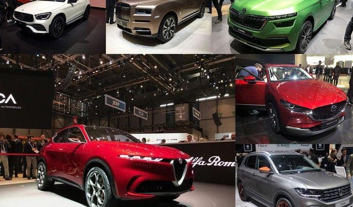 Les SUV en force ! – Vidéo en direct du salon de Genève 2019