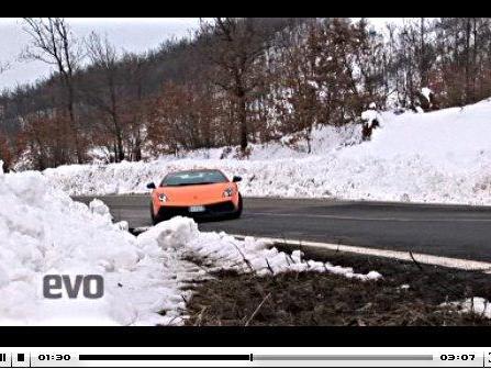 [vidéo] Chris Harris attaque en Lamborghini Gallardo 570-4 Superlegerra