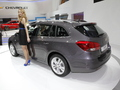 En direct de Genève 2012 + video : Chevrolet Cruze SW, la grande famille