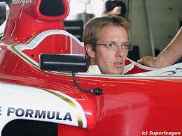 Superleague Formula : Sébastien Bourdais replonge avec l'Olympique Lyonnais